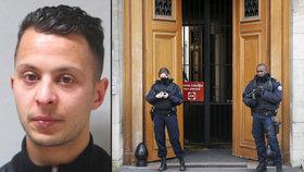 Teroristu Salaha Abdeslama vydala Belgie do Paříže.