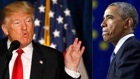 Obama varoval Trumpa před jmenováním Flynna.
