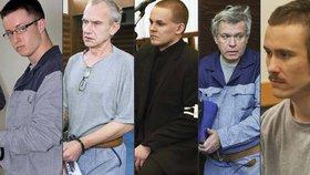 Nečesaného, Bartáka a řadu dalších usvědčili spoluvězni.