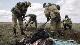 V Donbasu se zvýšil počet těžkých zbraní o 750 procent.