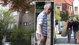 Někdejší generální tajemník ÚV KSČ Milouš Jakeš (93) se musel poroučet z vily na pražské Hanspaulce!