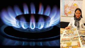 Blesk udělal velice dobře, že se začal neférovým cenám plynu v Praze věnovat, říká pražská zastupitelka Alexandra Udženija.