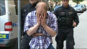 Toto je Ukrajinec, který napadl svou expřítelkyni žíravinou.