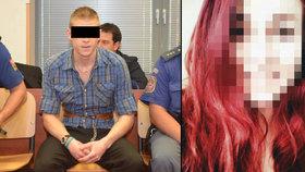 Michal B. stanul před soudem za pokus o vraždu 13letého chlapce a brutální znásilnění jeho sestry.