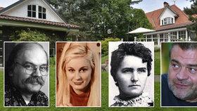 Ve vile v Jevanech zemřelo 9 lidí.