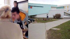 Dva žáci byli potrestáni vyloučením. Jednomu se ale ze školy nechce. A nejspíš v klidu dokončí ročník.