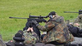 Soutěž odstřelovačů v Libavé (archivní foto z května 2013)