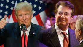 Kontroverzní pravá ruka Donalda Trumpa: Radil Janukovyčovi, Bushovi i diktátorům