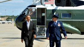 """Obama jako prezident války? """"Trumfnul"""" dokonce i Bushe."""