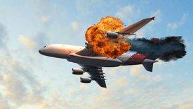 Zkáza letu EgyptAir 804: Na palubě došlo k výbuchu, tvrdí vyšetřovatelé. (ilustrační foto)