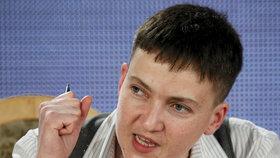Savčenková na tiskové konferenci: Mám pocit, že bude 3. světová válka.