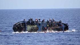 Itálie se po uzavření balkánské trasy stala pro imigranty hlavní branou do Evropy.