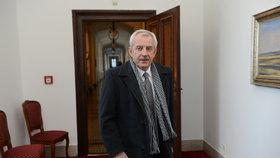 Exministr zdravotnictví Leoš Heger