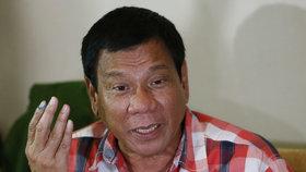 """Nový filipínský prezident: Zabíjení """"špatných"""" novinářů je v pořádku"""