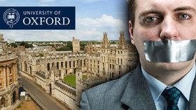 Konec svobody slova na britských univerzitách: Darwina, Marxe i Ježíše by vyhodili, varuje akademik z Oxfordu.