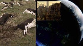 Co by se stalo s naší planetou v případě apokalypsy?