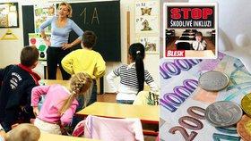Speciální pedagogové mají, podle ministerstva, právo učit jen žáčky na prvním stupni.