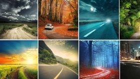 Vyberte si cestu a poznejte, kam v životě kráčíte