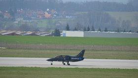 Letiště má za sebou první kolo rekonstrukce, kdy se upravovala vzletová dráha.