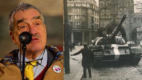 Karel Schwarzenberg a další členové TOP 09 se ohradili proti návrhu ruských komunistů udělat z okupantů válečné veterány.