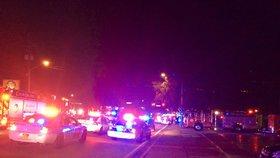 Střelba v nočním klubu v Orlandu na Floridě