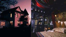 Nejstrašidelnější nabídky na Airbnb: Troufli byste si zde přespat?
