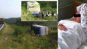 Havárie na srbské dálnici: Cesta turistů z Korfu skončila tragédií. Smrt tu našly i dvě Češky.