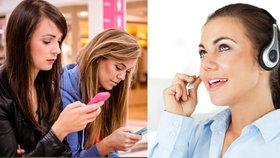 Telefonní operátoři nabízejí slevy podle toho, jestli jsme v blízkosti obchodních center.