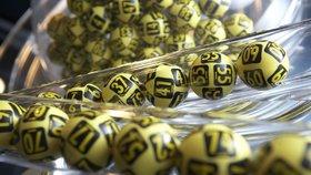 Výherce z Velké Británie si domů odnese 4,9 miliardy korun. (Ilustrační foto)