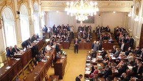 Jednání Poslanecké sněmovny 28. 6. 2016
