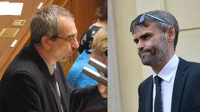 Šéf bezpečnostního výboru ve Sněmovně Roman Váňa promluvil o rozhovoru se Šlachtou i komisi, která má šetřit policejní spory