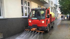 Ostrava letos utratí horentní sumy za čištění komunikací. Ilustrační foto