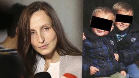 Česko by mělo požádat o vydání dětí Evy Michalákové po vzoru Německa, chce matka Davida a Denise.
