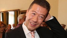 Poslanec Tomio Okamura