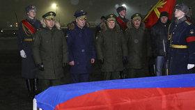 Rodina zavražděného ruského pilota odmítá kompenzaci od Turků.