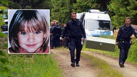 """V lese v Bavorsku byly objeveny ostatky """"německé Maddie"""" Peggy Knobloch."""