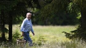 Bývalý vedoucí pražské mordparty si užívá léto na Šumavě. Čeká návštěvy kolegů i vraha, kterého usvědčil.
