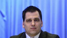 Europoslanec Tomáš Zdechovský (KDU-ČSL)