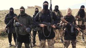 Bojovníci Islámského státu zabrali území v Iráku a Sýrii