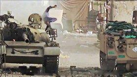 Boje proti džihádistům z Islámského státu v Iráku