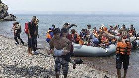 Červenec 2016: Pod migračním tlakem se nachází především Itálie.