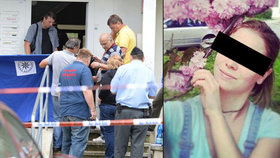 Kristýnu našli mrtvou před domem na pražském Proseku.