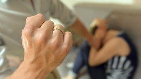 Domácí násilí má dopad na děti (ilustrační foto)