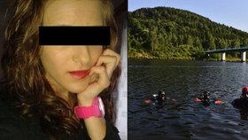 Bezohledný mladík zabil na Orlíku mladičkou Simonu: Lásko, vrať se, pláče její maminka.