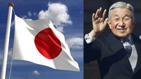 Japonsko zatajilo dech: Císař chce abdikovat