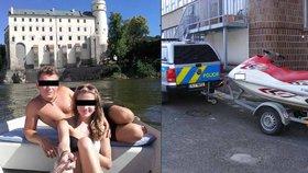 Nepomohli, ani když jsem je o to prosil! Simonin přítel sdílel společné foto z Orlíku.