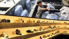 Dodržování lidských práv dělníků v obuvnictví? Baťa je na správné cestě.