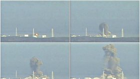 Výbuch jaderné elektrárny Fukušima (11. 3. 2011)