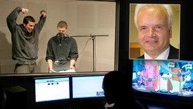 Europoslanec Pavel Svoboda kritizuje dabování filmů.