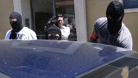 Policie zatýká podezřelé z podílu na útok v Nice.